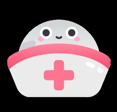Accessoire Infirmière