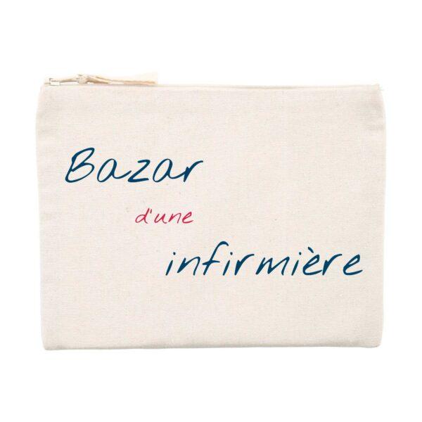 Pochette infirmière - Bazar d'une infirmière