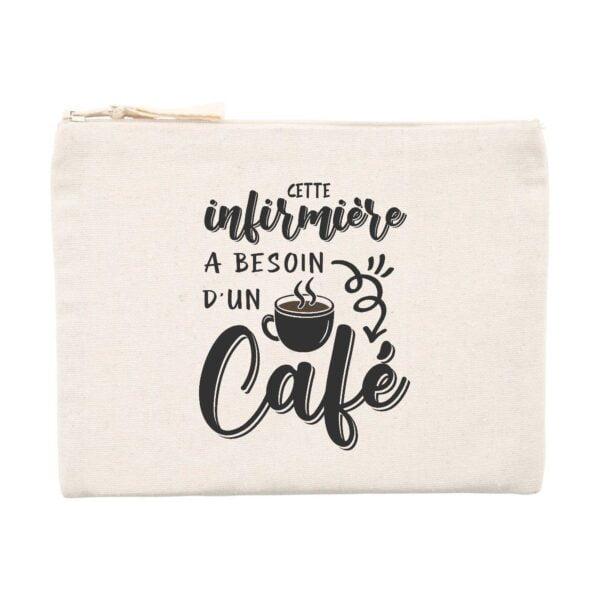 Pochette infirmière - Besoin d'un café