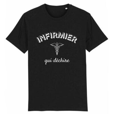 T-shirt infirmier - Infirmier qui déchire
