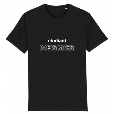 T-shirt infirmier - étudiant infirmier