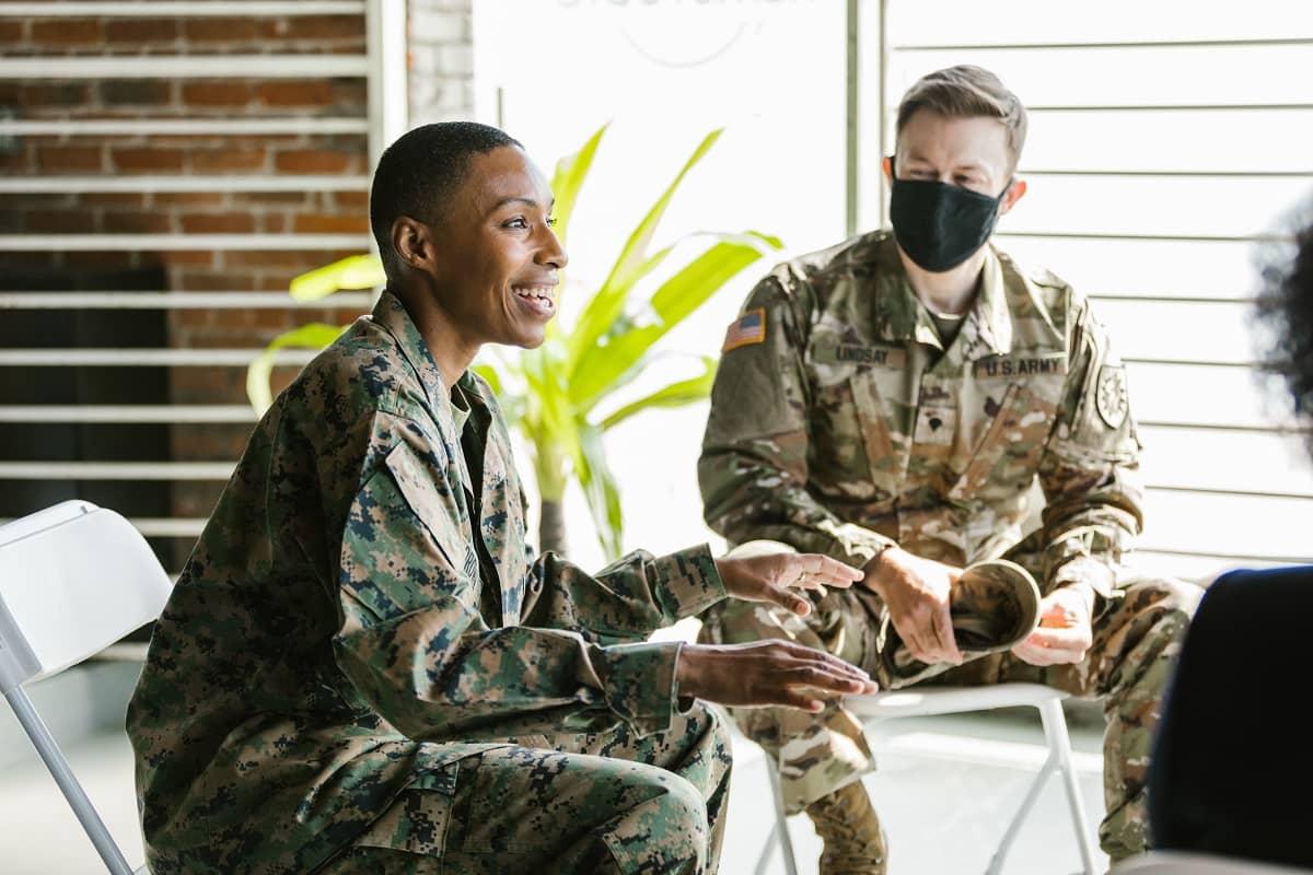 infirmière militaire formation
