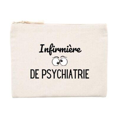 Pochette infirmière - Infirmière de psychiatrie